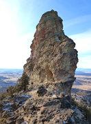 Rock Climbing Photo: Northeast side of Squaw Rock