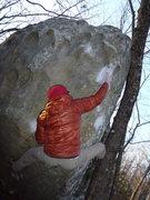 Rock Climbing Photo: Iron claw Classic