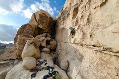 Rock Climbing Photo: Joshua Tree
