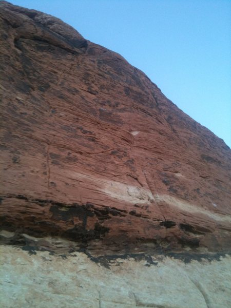 Rock Climbing Photo: Another shot of Mollie's Malecone and Riley's Reve...
