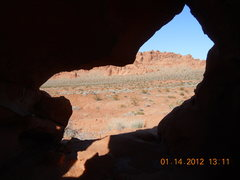 Rock Climbing Photo: Window