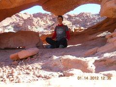 Rock Climbing Photo: Meditation