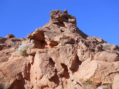 Rock Climbing Photo: Triangle