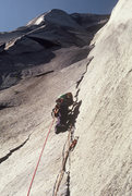 Rock Climbing Photo: Pancake Flake, 1979
