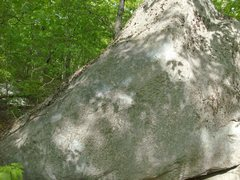 Rock Climbing Photo: The Gobstopper.