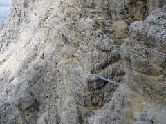 "Rock Climbing Photo: The perfect walk off from the ""Via del Buco&q..."