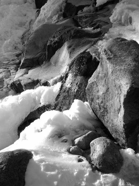 Rock Climbing Photo: Tranquility in RMNP.