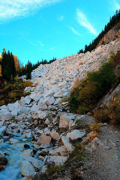 Rock Climbing Photo: As close as you can get in Colorado