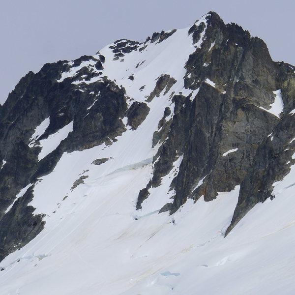 Buckner Mountain, Cascades, Washington, 2011