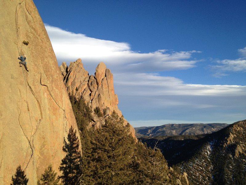 Rock Climbing Photo: Photo courtesy of Ben Cook.