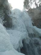 Ames Falls.