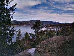 Rock Climbing Photo: Fisherman's Buttress View
