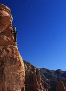 Rock Climbing Photo: manny sunning at the beach