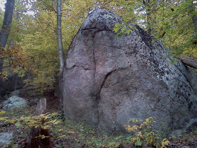 Rock Climbing Photo: egg3