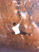 Rock Climbing Photo: ketron classic, v4