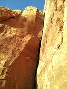 Rock Climbing Photo: Deception