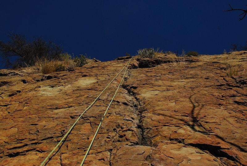 Rock Climbing Photo: Toxic Socks