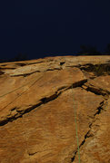 Rock Climbing Photo: Started Bolt Ladder Line to place (or left it) cha...