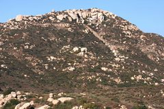Rock Climbing Photo: West Bernardo Hills