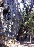Rock Climbing Photo: Billy Goat Rock