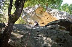 Rock Climbing Photo: Indian Rock