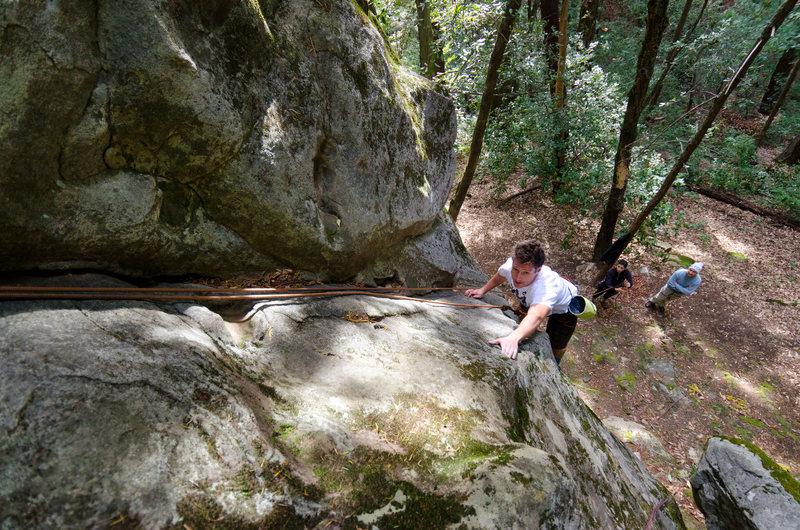 Rock Climbing Photo: Vixen TR