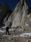Rock Climbing Photo: Ready to summit