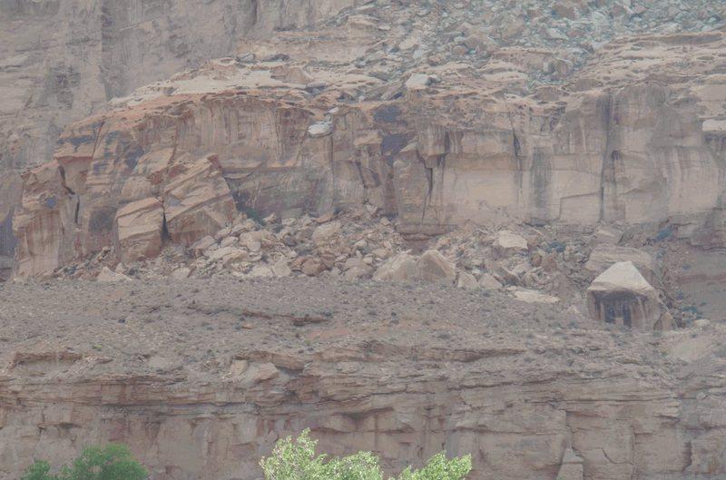 Creek Side Crag