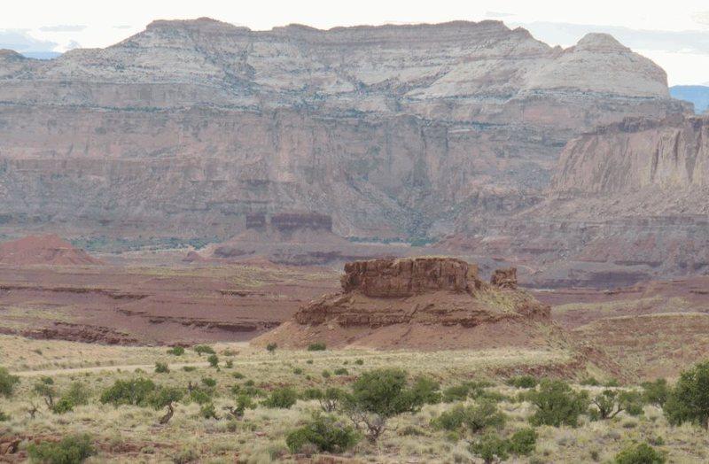 Rock Climbing Photo: Upper Muddy Creek