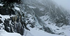 Rock Climbing Photo: Winter in the Cascades.