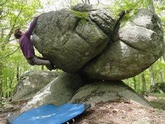 Rock Climbing Photo: 3rd Shot