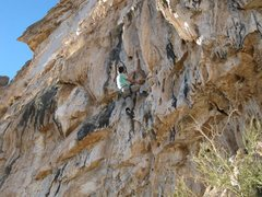 Rock Climbing Photo: In Tufa We Trust!