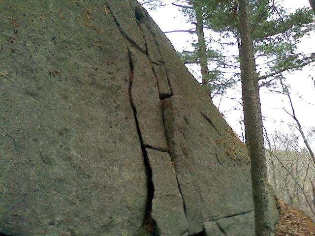 Rock Climbing Photo: Blocks.