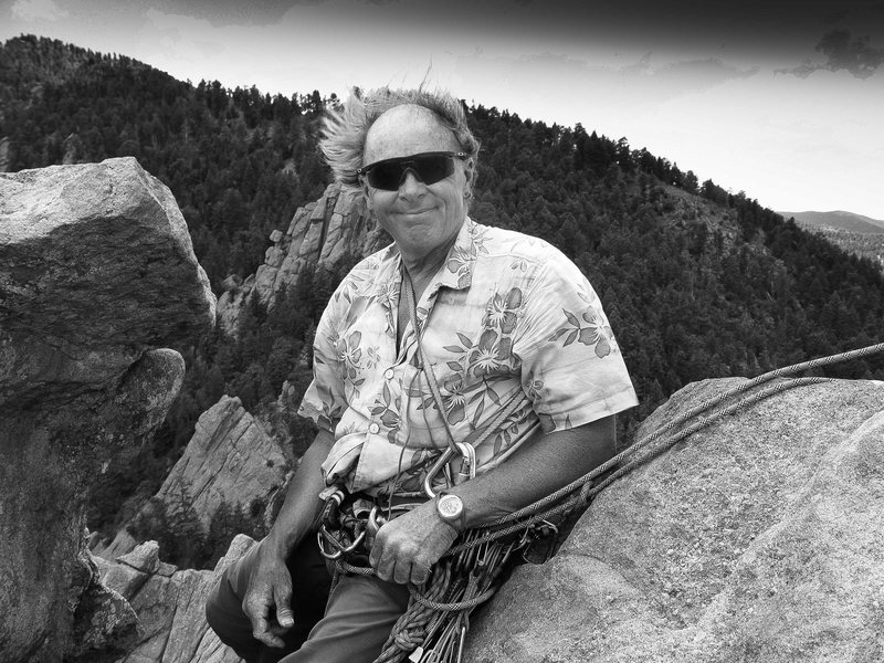 Rock Climbing Photo: Jack Roberts