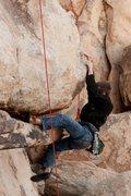 Rock Climbing Photo: Cory Smith on Head over Heals