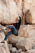 Rock Climbing Photo: Cory Smith on Head over Heals