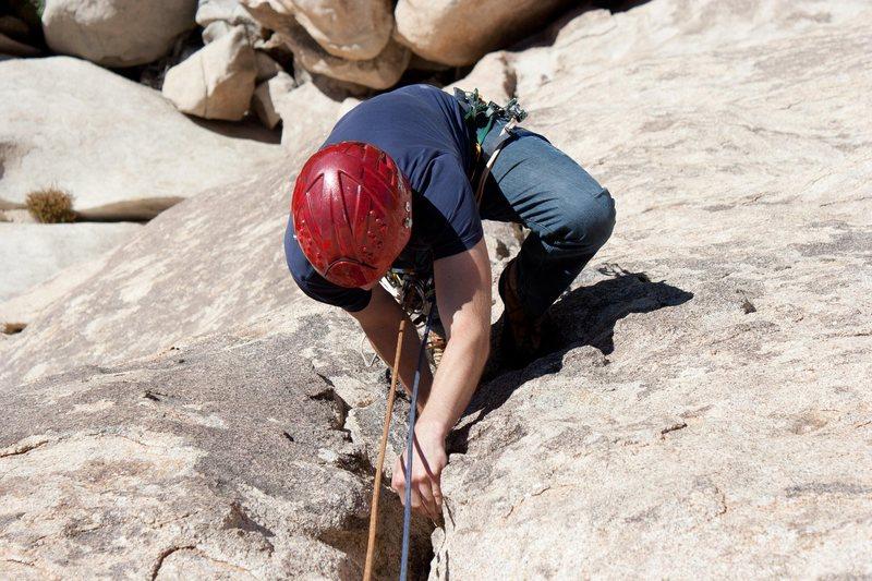Rock Climbing Photo: Cory Smith on Mental Physics