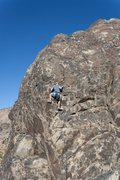Rock Climbing Photo: Cory Smith on Unleash the Dragon