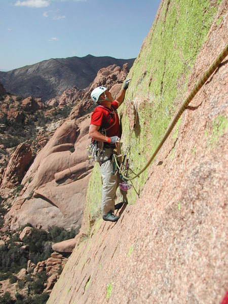 Rock Climbing Photo: Jeff H on Days of Future
