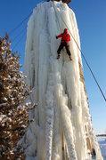 Rock Climbing Photo: Dave