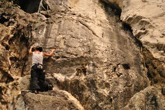 "Rock Climbing Photo: ""All Expenses Paid""- easiest Atimonan Ro..."