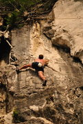"Rock Climbing Photo: Atimonan's North wall route ""Yema""-rated..."