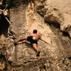 """Atimonan's North wall route """"Yema""""-rated 6a"""