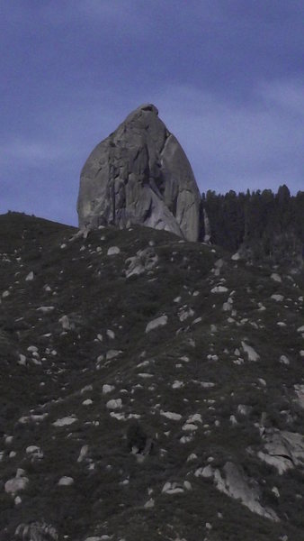 the South Face of Moro Rock.