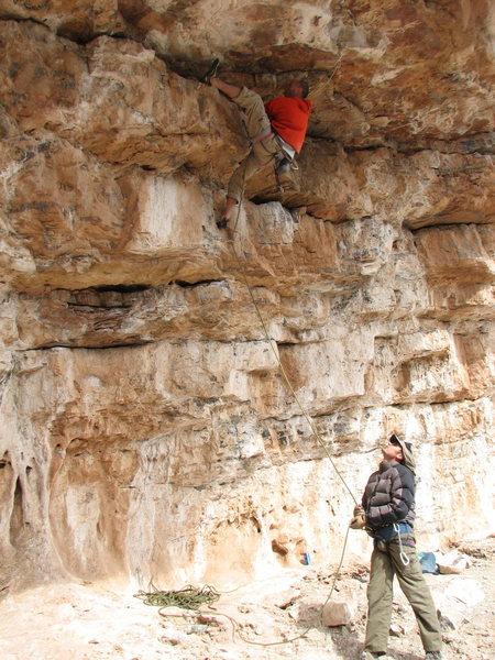 Rock Climbing Photo: RM