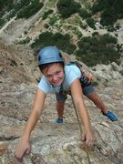 Rock Climbing Photo: Taisha