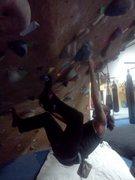 Rock Climbing Photo: Indoor
