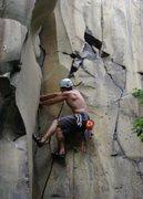 Rock Climbing Photo: Start of Basaltschatz