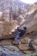 Rock Climbing Photo: Hammerhead V5