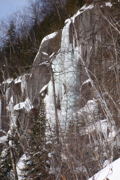 Rock Climbing Photo: Thought I heard someone